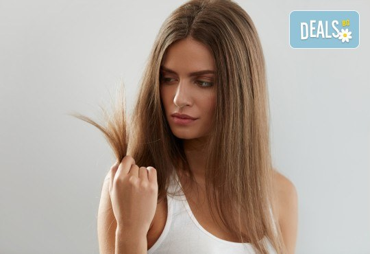 Красива нова визия! Подстригване, арганова терапия, масажно измиване и прав сешоар в салон за красота Diva! - Снимка 3
