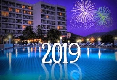 Посрещнете Нова година 2019 в хотел Tusan Beach Resort 5*, Кушадасъ, с Глобус Холидейс! Пакети с 3 или 4 нощувки на база All Inclusive, Новогодишна вечеря, възможност за транспорт - Снимка
