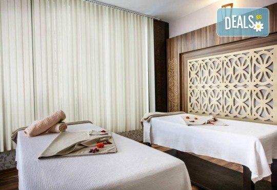 Посрещнете Нова година 2019 в хотел Tusan Beach Resort 5*, Кушадасъ, с Глобус Холидейс! Пакети с 3 или 4 нощувки на база All Inclusive, Новогодишна вечеря, възможност за транспорт - Снимка 7