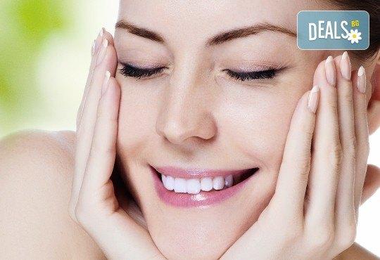 Почистване на лице с ултразвукова шпатула и дълбоко почистваща терапия за лице в 9 стъпки с прополис и чаено дърво за проблемна и акнетична кожа в салон за красота Noni Style! - Снимка 2
