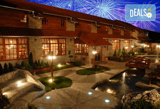 Нова година в Hotel Balasevic 4*, Белград: 3 нощувки и закуски, транспорт