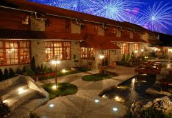 Нова година в Белград, Сърбия! 3 нощувки със закуски в Hotel Balasevic 4*, транспорт и посещение на Ниш! - Снимка