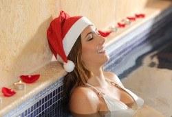 СПА Коледа в Пролом баня, Сърбия! 2 нощувки със закуски и вечери с жива музика, транспорт и ползване на минерален басейн! - Снимка