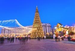 За 8-ми декември, предколедна екскурзия до Малкия Париж - Букурещ, с посещение на Коледните базари! 2 нощувки и закуски в Синая, транспорт и екскурзовод! - Снимка