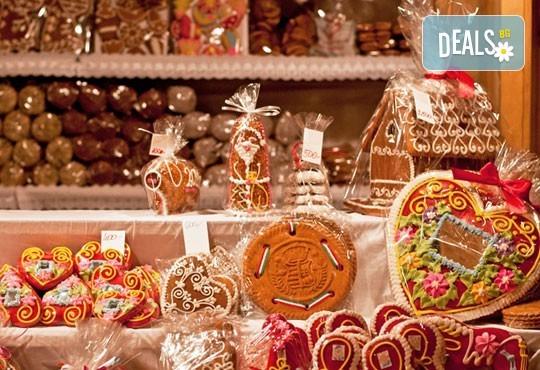 Коледна магия в Будапеща, Виена и Прага! 5 нощувки със закуски, транспорт, водач и възможност за посещение на Дрезден! - Снимка 15