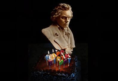 """Happy Birthday, Beethoven! Кварто Квартет и приятели, на 16.12. от 19:00 ч., в Зала """"България"""", билет за един - Снимка"""