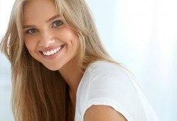 Обстоен преглед на зъби, фотополимерна пломба и план за лечение от Дентален кабинет д-р Снежина Цекова! - Снимка