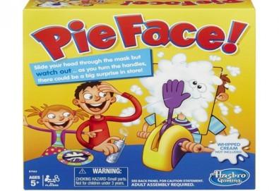 Забавление за малчуганите! Занимателна игра за деца Пай в лицето от Podobro.com! - Снимка