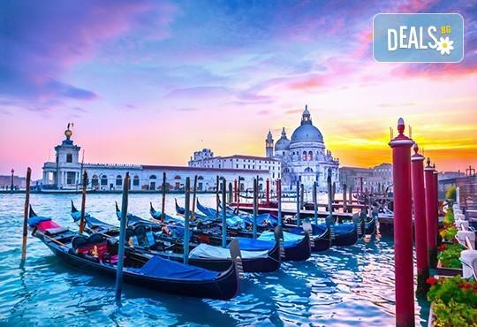 Ранни записвания за 2019-та за екскурзия в Италия и Хърватия с Амадеус 77! 4 нощувки със закуски и вечери, транспорт, програма във Венеция, Верона, Загреб и Триест! - Снимка 1