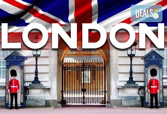 Самолетна екскурзия до Лондон на дата по избор до март 2019-та! 3 нощувки със закуски в хотел 2*, билет, летищни такси и трансфери! - Снимка 1