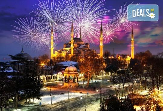 Посрещнете Новата 2019-та година в Истанбул с Глобус Турс! 2 или 3 нощувки със закуски в хотел 3*, бонус програма, водач и транспорт! - Снимка 1