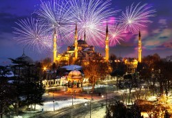 Посрещнете Новата 2019-та година в Истанбул с Глобус Турс! 2 или 3 нощувки със закуски в хотел 3*, бонус програма, водач и транспорт! - Снимка