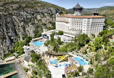 Ранни записвания за лято 2019 в Ladonia Hotels Adakule 5*, Кушадасъ! 4, 5 или 7 нощувки на база Ultra All Inclusive, безплатно за дете до 12.99г., възможност за транспорт - Снимка