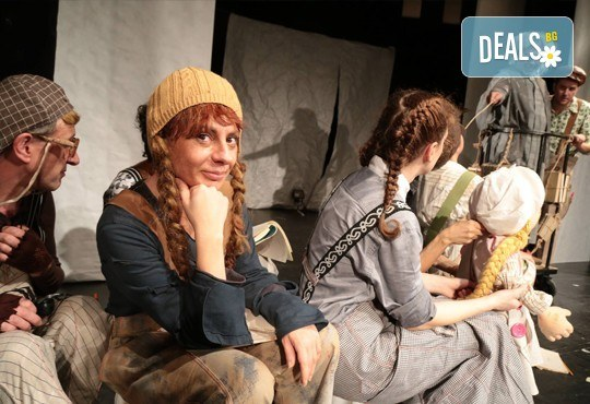 За децата! На 15-ти декември (събота) гледайте Том Сойер по едноименния детски роман на Марк Твен в Малък градски театър Зад канала! - Снимка 7