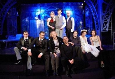 На 21-ви декември (петък) гледайте Бел Ами с Калин Врачански, Герасим Георгиев-Геро и Луиза Григорова в Малък градски театър Зад канала! - Снимка