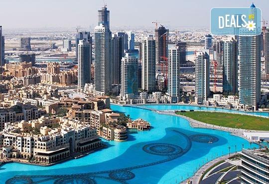 Дубай, януари  февруари 2019-та: 7 нощувки със закуски, билет, летищни такси, трансфери