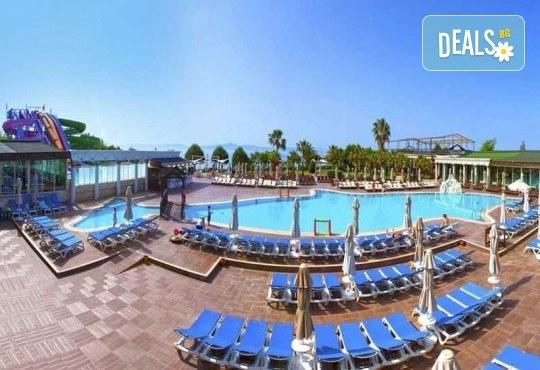 Ранни записвания за лято 2019 в Дидим, Турция! 7 нощувки на база All Inclusive в хотел Didim Beach Resort Aqua & Elegance Thalasso 5*, възможност за транспорт! - Снимка 1