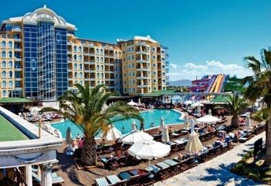 Ранни записвания за лято 2019 в Didim Beach Elegance Aqua & Thermal 5*, Турция, с Глобус Холидейс! 4, 5 или 7 нощувки на база All Inclusive, възможност за транспорт - Снимка