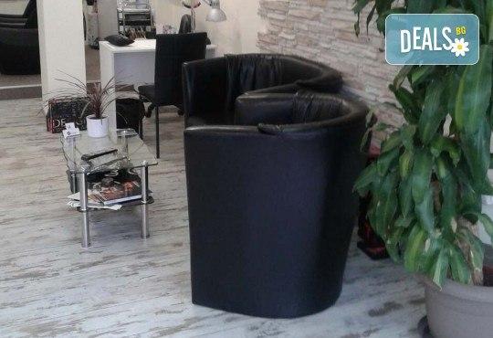 Медицинско почистване на лице, кислороден пилинг, терапия за контрол на порите и маска в салон за красота Алма Морел - Снимка 8