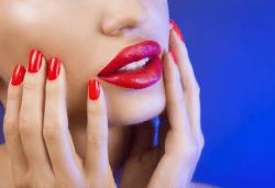 Безиглено уголемяване на устни или попълване на бръчки чрез ултразвук със 100% хиалуронова киселина - 1 или 5 процедури, в салон за красота Алма Морел - Снимка