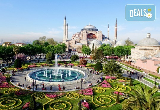 Фестивал на лалето в Истанбул, Турция, с Еко Тур! 2 нощувки със закуски в хотел 3*, транспорт и екскурзовод! - Снимка 4