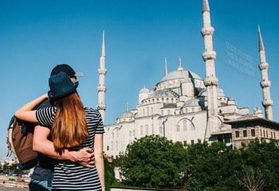Романтика за Свети Валентин в Истанбул! 2 нощувки със закуски, транспорт, водач от агенцията и посещение на Одрин! - Снимка