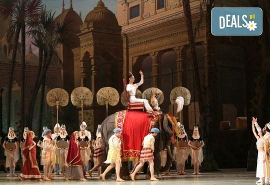 Ексклузивно в Кино Арена! БАЯДЕРКА  - спектакъл на Кралския балет в Лондон с участието на най-добрите солисти, на 26, 29 и 30 декември, в кината в София! - Снимка 4