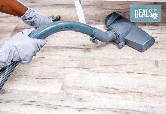 Абонаментно почистване на дом или офис до 70 кв.м. - 4 посещения за месец от Професионално почистване Диана Стил! - Снимка 4