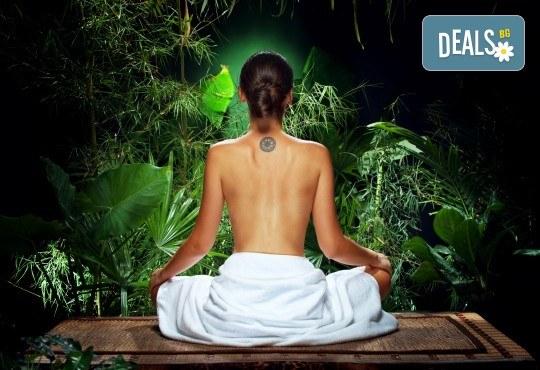 СПА терапия с масла от Изтока - масаж на гръб и детоксикация с мед в Anima Beauty&Relax