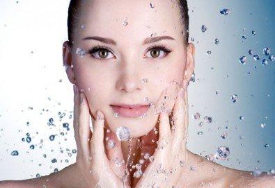 Свежест, хидратация, лифтинг и антиейдж ефект за Вашето лице с кислородна мезотерапия от салон Incanto Dream! - Снимка