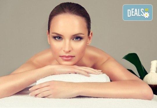 Релакс за цялото тяло с 60-минутен класически масаж във V&A Glamour Beauty Salon! - Снимка 1