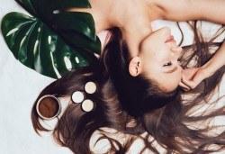 Подстригване, терапия за коса по избор: арганова, кератинова, хидратираща или дълбоко възстановяваща на Ki Power и оформяне на прическа със сешоар в салон Хармония! - Снимка
