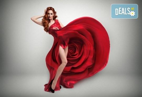 За гладка като коприна кожа! IPL фотоепилация на цяло тяло за жени в салон за красота Орхидея в кв. Гео Милев! - Снимка 1
