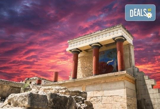 Почивка на о. Крит със Z Tour! Ранни резервации за 2019-та със 7 нощувки със закуски и вечери, самолетен билет, застраховка, летищни такси - Снимка 9
