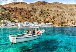 Почивка на о. Крит със Z Tour! Ранни резервации за 2019-та със 7 нощувки със закуски и вечери, самолетен билет, застраховка, летищни такси - Снимка