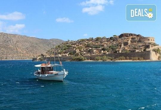 Почивка на о. Крит със Z Tour! Ранни резервации за 2019-та със 7 нощувки със закуски и вечери, самолетен билет, застраховка, летищни такси - Снимка 8