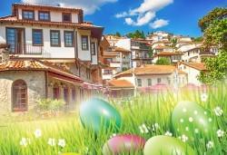 Ранни записвания за Великден 2019 в Охрид! 3 нощувки със закуски, транспорт, програма в Скопие и възможност за посещение на Тирана! - Снимка