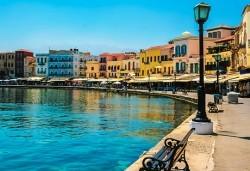 Почивка на о. Крит със Z Tour! Ранни резервации за 2019-та: 4 нощувки със закуски и вечери, самолетен билет, застраховка, летищни такси, трансфери - Снимка