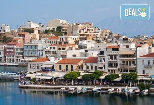 Почивка на о. Крит със Z Tour! Ранни резервации за 2019-та: 4 нощувки със закуски и вечери, самолетен билет, застраховка, летищни такси, трансфери - Снимка 7
