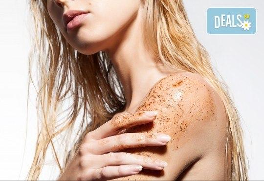 Релакс и детоксикация! 60-минутен масаж с мед и канела на гръб или на цяло тяло във V&A Glamour Beauty Salon! - Снимка 3