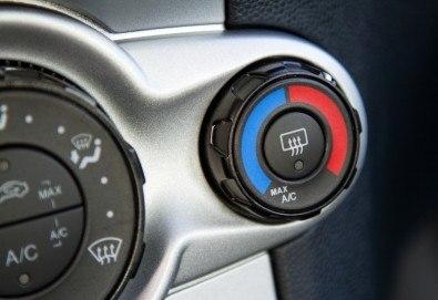 Цялостна профилактика на климатик на автомобил плюс добавяне на масло в климатичната система от автосервиз Крит! - Снимка