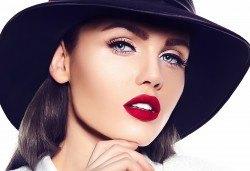 Перманентен грим - очна линия на горен или долен клепач, с гарантиран дълготраен ефект от Beauty center D&M! - Снимка