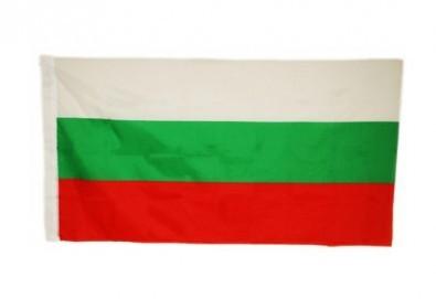 Българското знаме, изработено от сатен или полиестер, с размери по избор от znamena-flagove.com! - Снимка