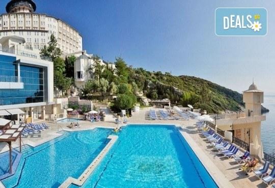 Ранни записвания за майски празници в Hotel Ladonia Adakule 5*, Кушадасъ, Турция! 4 или 5 нощувки на база Ultra All Inclusive и възможност за транспорт! - Снимка 4