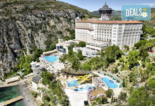 Ранни записвания за майски празници в Hotel Ladonia Adakule 5*, Кушадасъ, Турция! 4 или 5 нощувки на база Ultra All Inclusive и възможност за транспорт! - Снимка 2