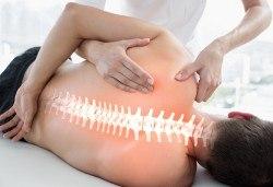 При болки в кръста, гърба и мускулите! Нервно-мускулен масаж и консултация с кинезитерапевт в студио Secret Vision - Снимка