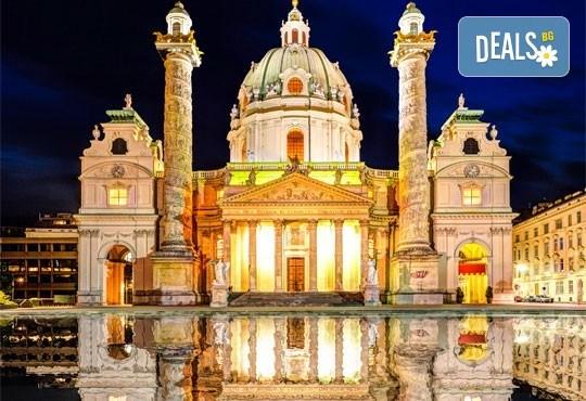 До Виена от Варна на дата по избор до март 2019-та, със Z Tour! 3 нощувки със закуски в хотел 3*, самолетен билет, летищни такси и трансфери! - Снимка 1