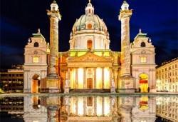 До Виена от Варна на дата по избор до март 2019-та, със Z Tour! 3 нощувки със закуски в хотел 3*, самолетен билет, летищни такси и трансфери! - Снимка