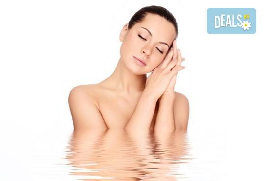 Elos епилация на лице и шия за жени или мъже - 1 процедура, в BodyM Studio