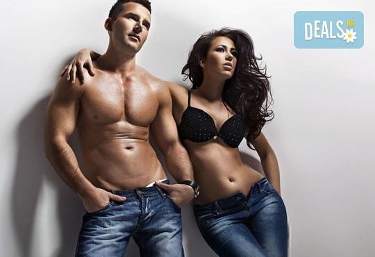 Гладка кожа! Пакет от 4 процедури с Elos епилация на цели крака или ръце за жени или мъже в BodyM Studio! - Снимка 3